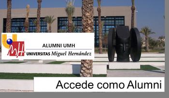 Accede como Alumni UMH