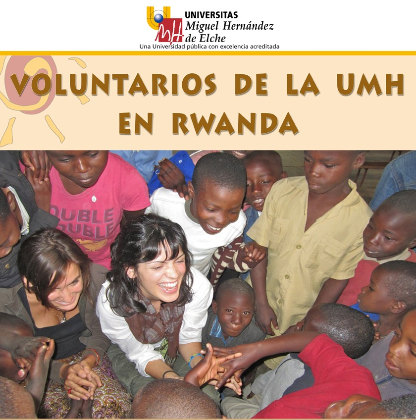 Voluntarios Ruanda