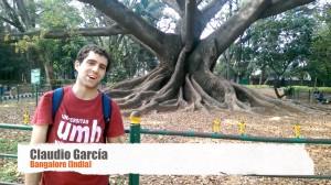 3-Claudio García-India