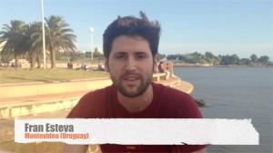 9-Fran Esteva-Uruguay