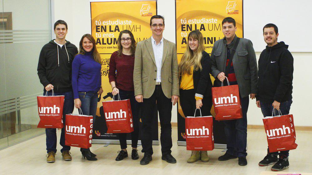 premios Alumni UMH grupo 1000
