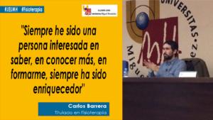 Carlos Barrera cita