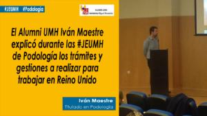 Iván Maestre cita