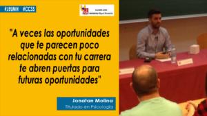 Jonatan Molina cita