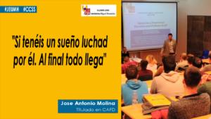 Jose A Segura cita