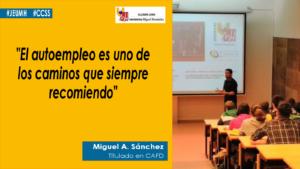 Miguel A Sanchez cita