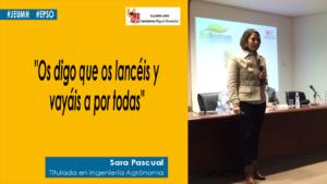 Sara Pascual cita