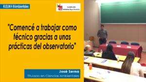 Jose Serna cita